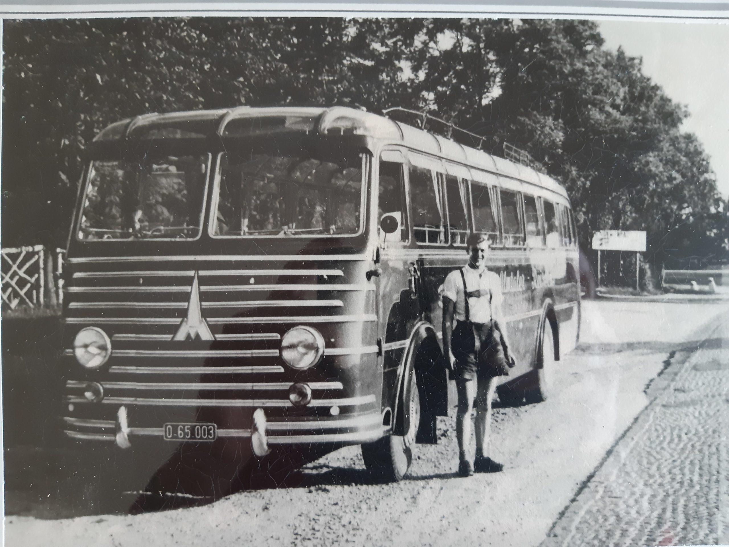 1936 Gründung des Betriebs