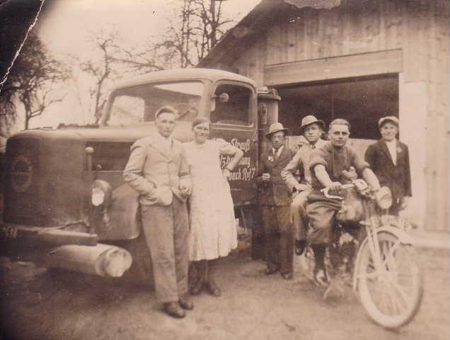 1942 - LKW Holzgas