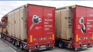 Sonder- & Schwertransporte